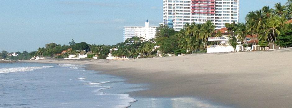 CB beach view
