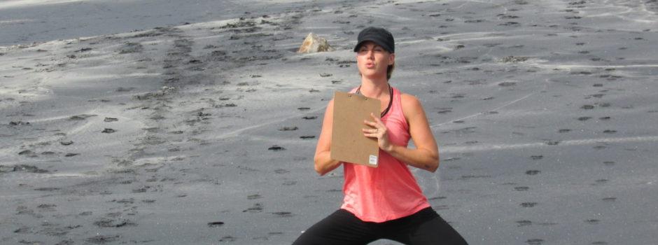 Beach Bootcamp!